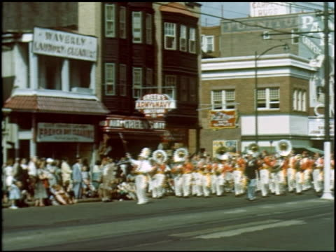 [amateur film: atlantic city, shrine parade] - 7 of 10 - see other clips from this shoot 2296 stock videos & royalty-free footage