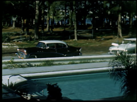 [amateur film: florida 1957] - 12 of 14 - 1957 stock videos & royalty-free footage