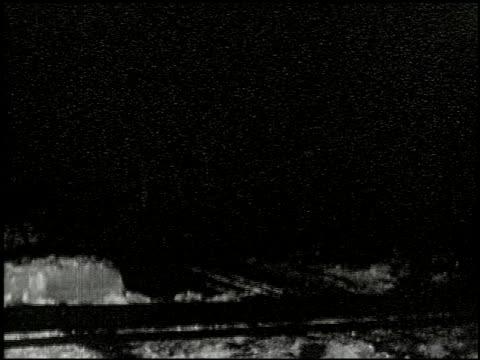 [amateur film: ice harvest, camp minsi, 1921] - 4 of 14 - 1921 stock-videos und b-roll-filmmaterial
