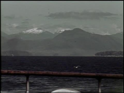 [amateur film: 'my alaska cruise'] - 12 of 15 - my alaska cruise stock videos & royalty-free footage