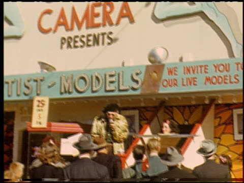 [amateur film: ransohoff collection: golden gate international exposition, summer vacation 1940, wedding] - 2 of 15 - see other clips from this shoot 2046 stock videos & royalty-free footage