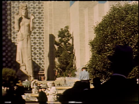 [amateur film: ransohoff collection: golden gate international exposition, summer vacation 1940, wedding] - 4 of 15 - see other clips from this shoot 2046 stock videos & royalty-free footage