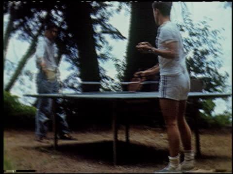 [amateur film: ransohoff collection: golden gate international exposition, summer vacation 1940, wedding] - 13 of 15 - 1940年点の映像素材/bロール