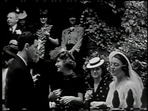 [amateur film: ransohoff collection: golden gate international exposition, summer vacation 1940, wedding] - 15 of 15 - see other clips from this shoot 2046 stock videos & royalty-free footage