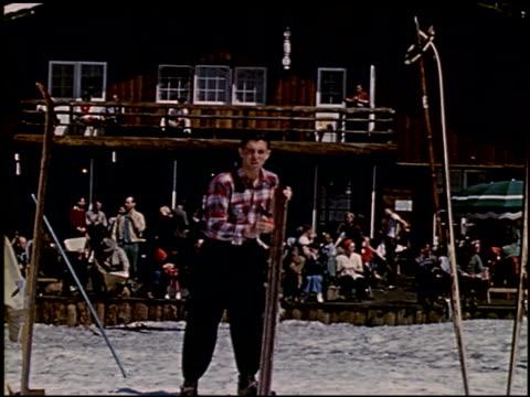 [amateur film: ransohoff collection: 'life on the farm' / del monte 1940 / yosemite] - 16 of 17 - この撮影のクリップをもっと見る 2047点の映像素材/bロール