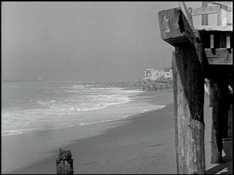 [amateur film: southern california] - 12 of 17 - 1940年点の映像素材/bロール