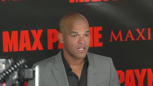 Amaury Nolasco at the 20th Century Fox Maxim Magazine Celebrate The Premiere of MAX PAYNE at Los Angeles CA