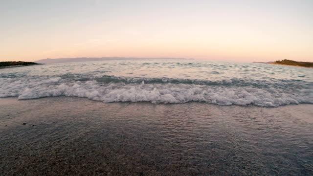 Erstaunliche Strand