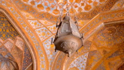 Amazing, beautiful architectural details and patterns on the walls and ceiling