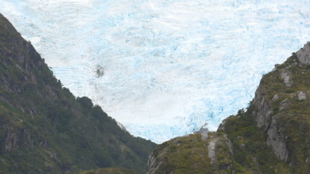 amazing glacier view with telephoto lens - telephoto lens stock videos and b-roll footage