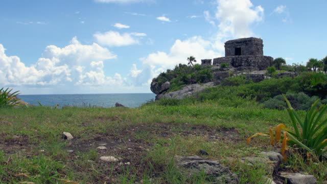 Amazing Mayan Ruin in Tulum Mexico