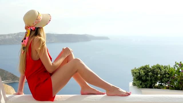 Amazing vues & relax à Santorin