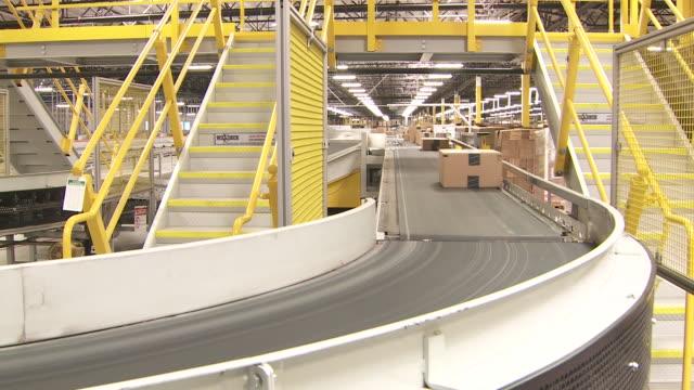 KTLA Amazon Fulfillment Warehouse