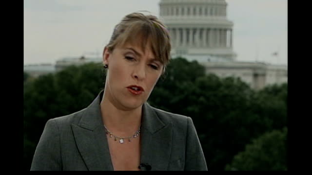 US Ambassador recalled following Congress genocide vote EXT Reporter to camera