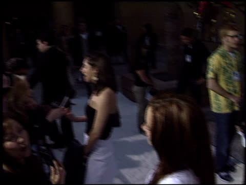 amber at the premiere of 'the real cancun' at the egyptian theatre in hollywood, california on april 24, 2003. - amber stock videos & royalty-free footage