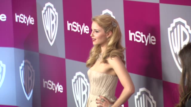 amber heard at the 2011 instyle/warner brothers golden globe awards party at beverly hills ca - amber heard stock videos & royalty-free footage