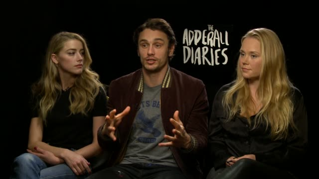 INTERVIEW Amber Heard James Franco and Pamela Romanowsky on how our past experiences shape who we are for better or worse and how we edit those...
