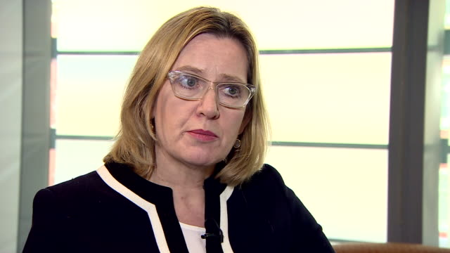 Amber Rudd disputing the accusation that the Westminster terror attack was down to a failure by the British intelligence services