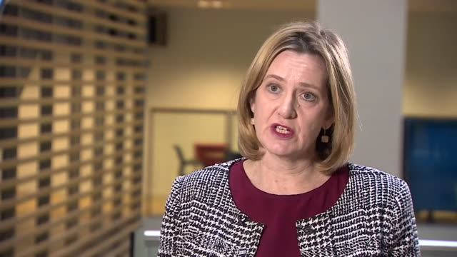 amber rudd mp saying that the cobra meeting following the chemical attack on sergei skripal priority is to keep people safe - sergei skripal stock videos and b-roll footage