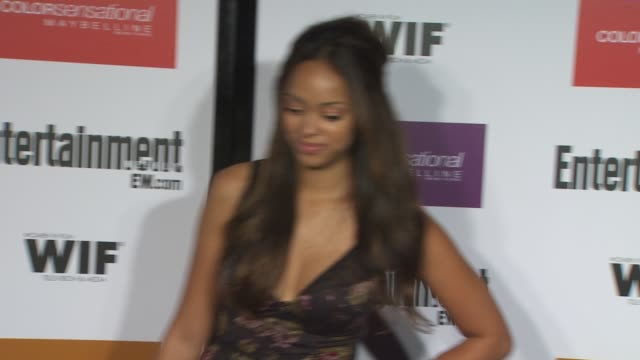 amber stevens at the entertainment weekly - women in film pre-emmy party at west hollywood ca. - pre emmy party stock videos & royalty-free footage