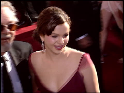 Amber Tamblyn at the 2004 Emmy Awards Arrival at the Shrine Auditorium in Los Angeles California on September 19 2004