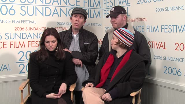 amber tamblyn timothy hutton hilary brougher and jim gaffigan on the dynamics of creating independent versus studio movies and having sundance as a... - dynamics stock videos and b-roll footage