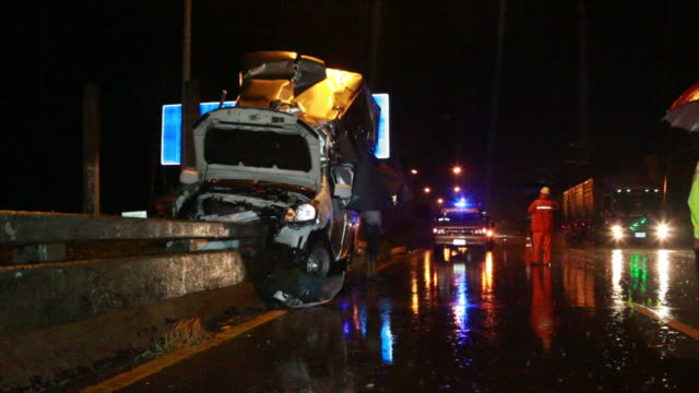 ambulance night emergency. - fire engine stock videos & royalty-free footage