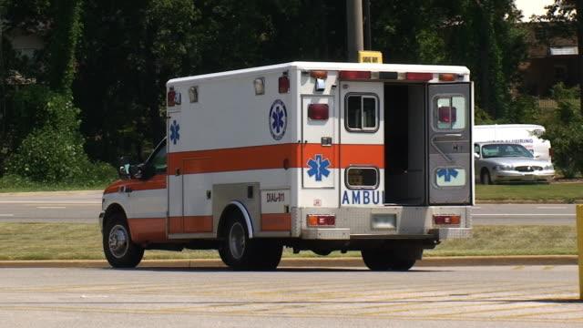 ambulance - ambulance stock videos & royalty-free footage