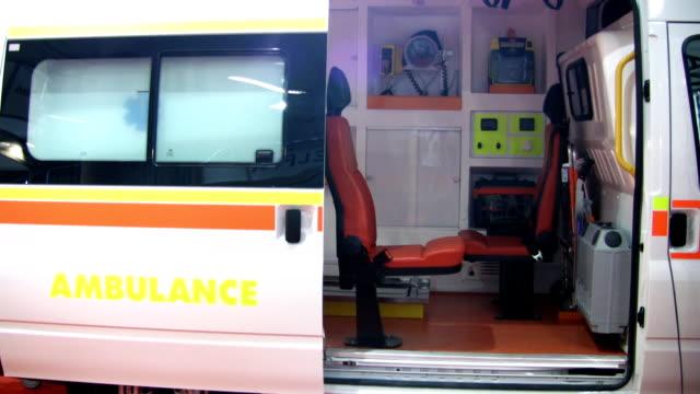 ambulance (hd) - van stock videos & royalty-free footage