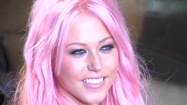 amelia lily at 'a good day to die hard' uk premiere at empire leicester square on february 07, 2013 in london, england - day lily stock videos & royalty-free footage