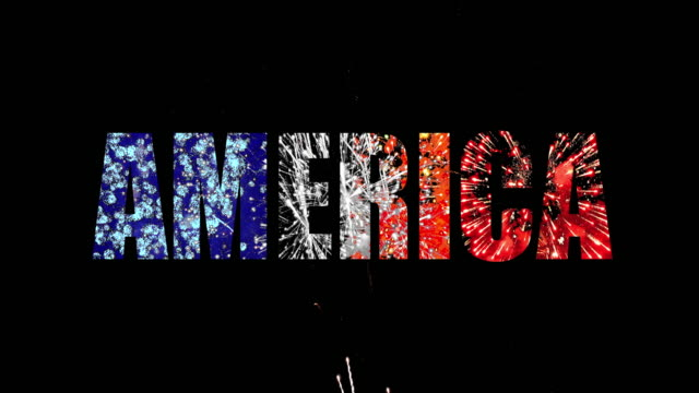 america - fourth of july stock videos & royalty-free footage