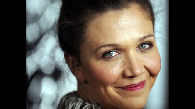 american actress maggie gyllenhaal will be on the jury of the 74th cannes film festival, chaired by american director spike lee - park city stock videos & royalty-free footage