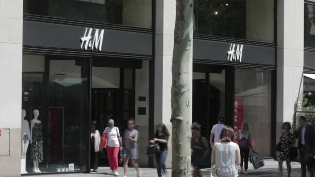 American brands in Paris France on Thursday June 28 2018
