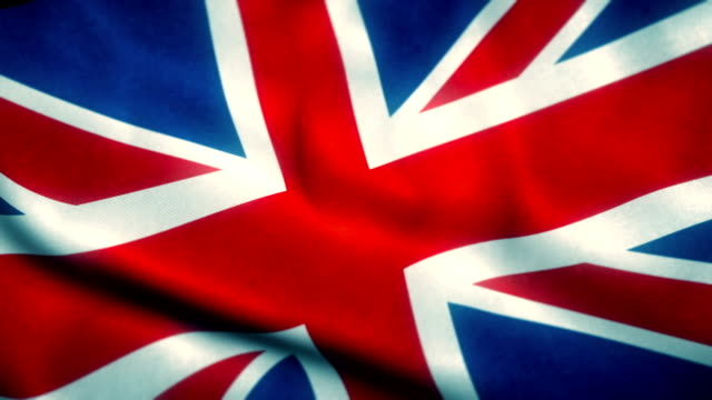 american british irish and french flags transition video - union jack stock videos & royalty-free footage