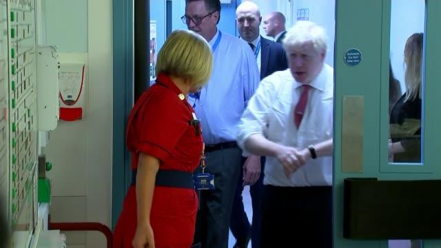 american businesswoman jennifer arcuri denies favouritism from boris johnson england hertfordshire watford watford general hospital int boris johnson... - businesswoman stock videos & royalty-free footage