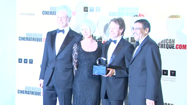 clean american cinematheque's 27th annual award presentation honoring jerry bruckheimer in beverly hills ca on - american cinematheque stock videos & royalty-free footage