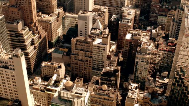 American città struttura