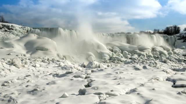 american falls - niagara falls city new york state stock videos & royalty-free footage