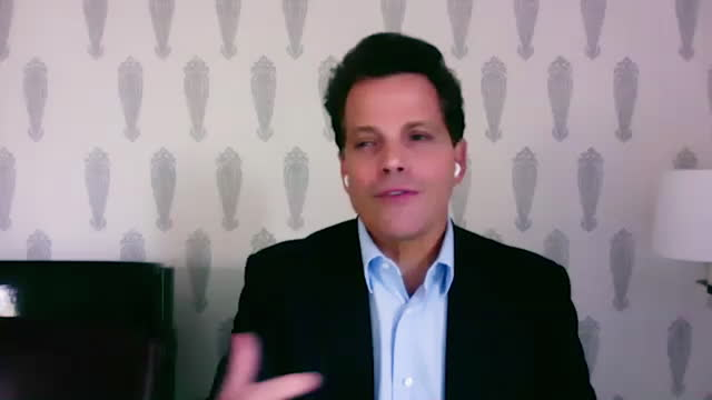 american financer anthony scaramucci shares his best life-advice with young professionals. - manhattan financial district stock videos & royalty-free footage