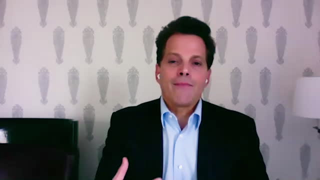 american financer anthony scaramucci shares the personal ethics that he upholds in his career and personal life. - 分散点の映像素材/bロール