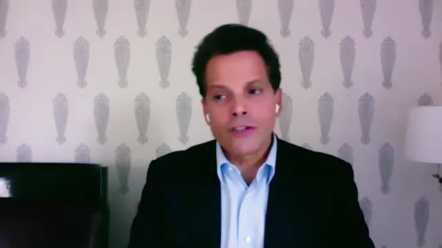 american financer anthony scaramucci shares the social impact projects he supports and is involved in. - manhattan financial district stock videos & royalty-free footage