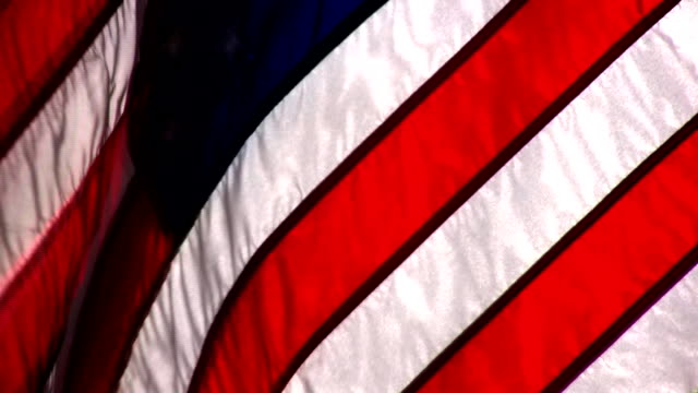 american flag - circa 4th century stock videos & royalty-free footage