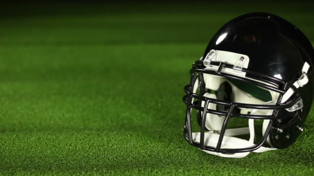 American football Helmet glide - HD & PAL