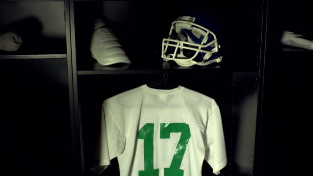 American Football Locker / Changing Room - CRANE (Sports Uniform)