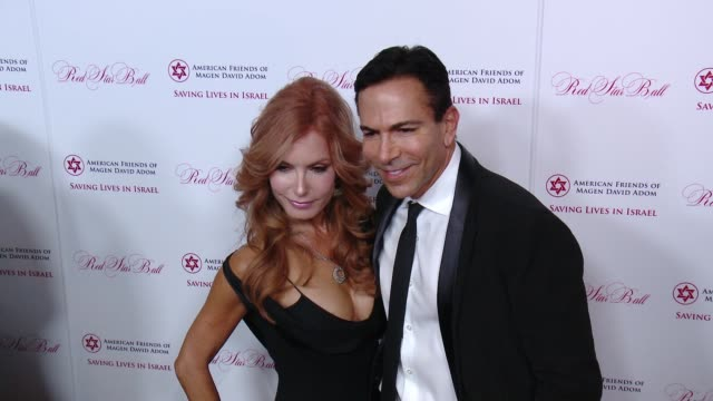 CHYRON American Friends Of Magen David Adom's Red Star Ball at The Beverly Hilton Hotel on November 01 2016 in Beverly Hills California