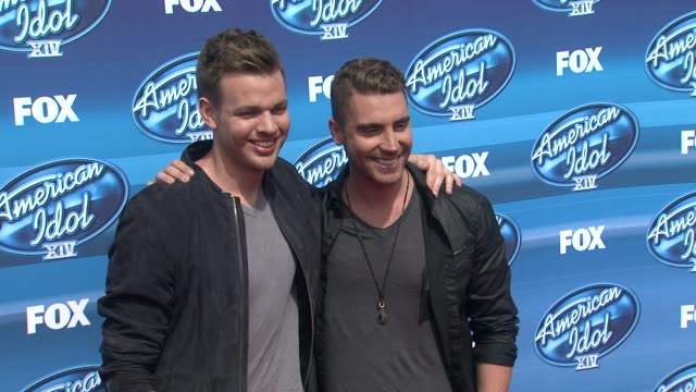 CLEAN American Idol XIV Grand Finale Arrivals at Dolby Theatre on May 13 2015 in Hollywood California