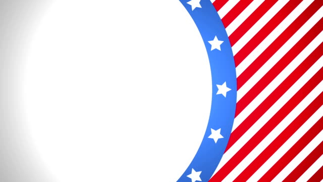 american independence background - fourth of july stock videos & royalty-free footage
