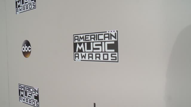 american music awards at microsoft theater on november 20 2016 in los angeles california - american music awards stock videos and b-roll footage