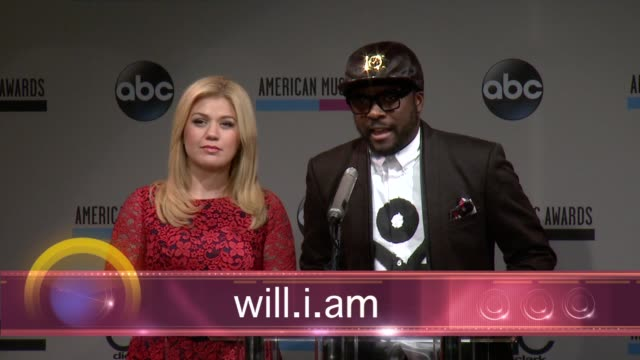 american music awards nominations press conference at bb king blues club grill on october 10 2013 in new york new york - 2013 american music awards stock videos & royalty-free footage