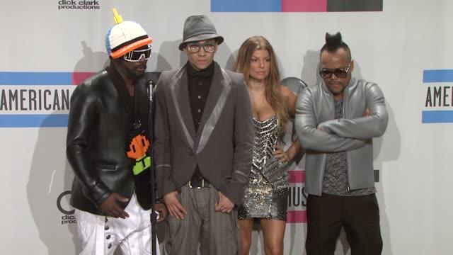 american music awards press room los angeles ca 11/21/10 - american music awards stock videos and b-roll footage